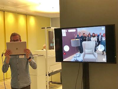 AR-App für die Möbel-Einrichtung mit Otto.de