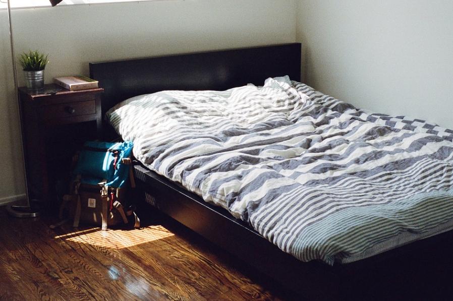Contoh Desain Kamar Tidur Minimalis Sederhana Terbaru Modern 2019