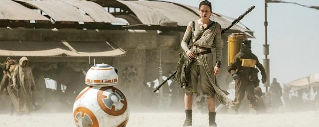 """""""Gwiezdne Wojny: Przebudzenie Mocy"""" / """"Star Wars: The Force Awakens"""" (2015)"""