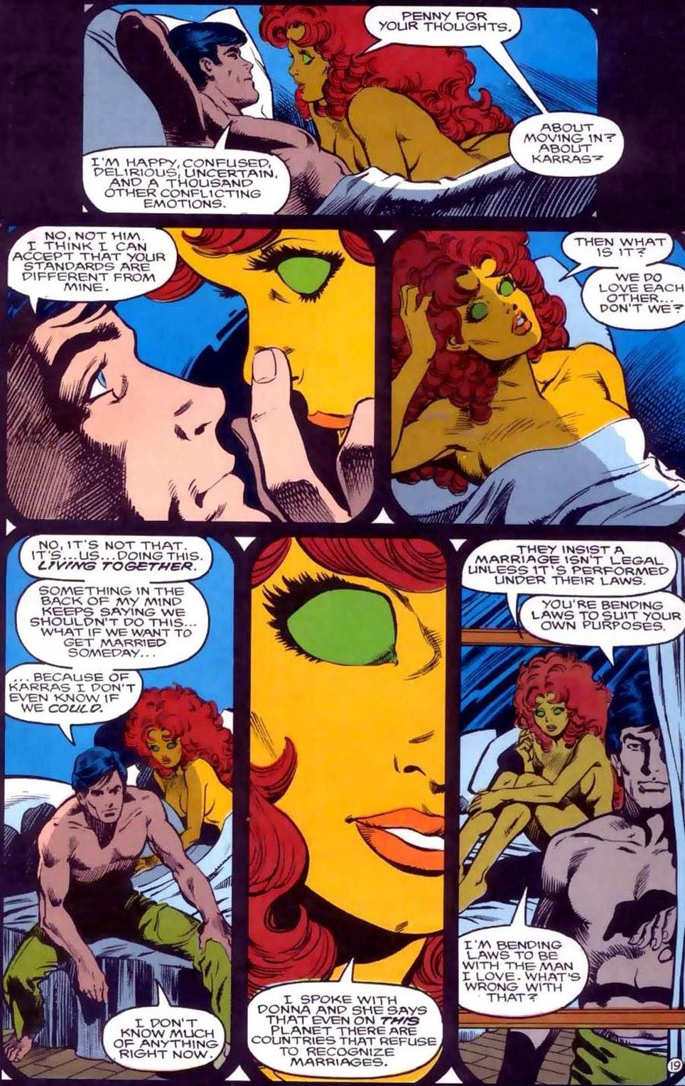 Robin Og Starfire Fra Teen Titans have sex - Porno Pics-8676