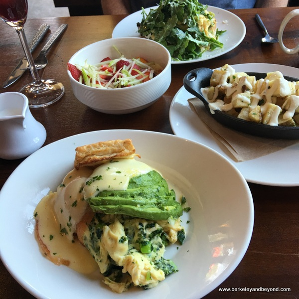 Green Eggs & Sam + more at Cafe Eugene in Albany, California