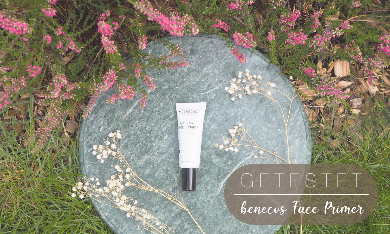 benecos Natural Face Primer Erfahrungsbericht