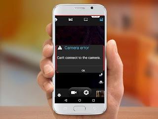 Cara Mengatasi Kamera Error Tidak Mau Connect di Smartphone