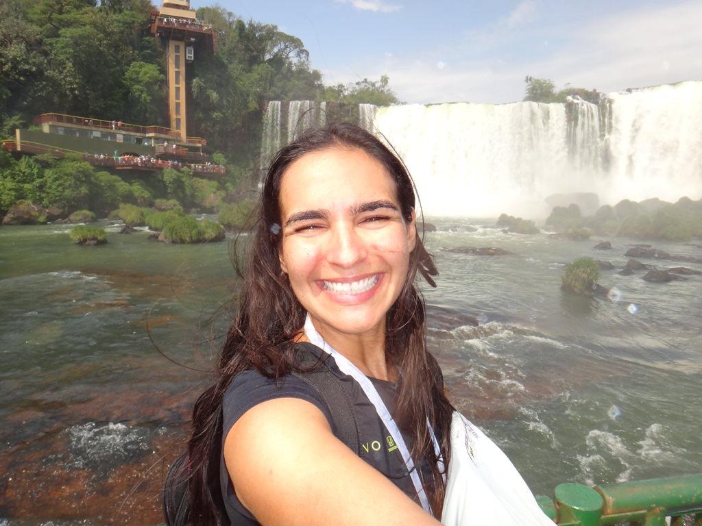 Cataratas do Iguaçu e elevador panorâmico