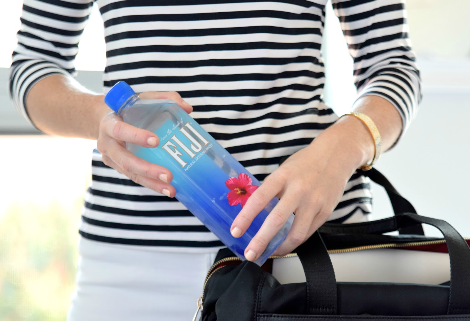 My Secret For Staying Hydrated On The Go Heather Bien