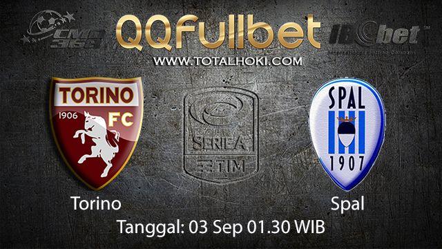 Prediksi Bola Jitu Torino vs Spal 3 September 2018 ( Italian Serie A )
