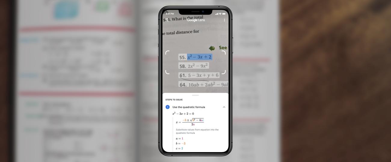 Nuove opzioni per shopping ed apprendimento annunciate da Google per Lens