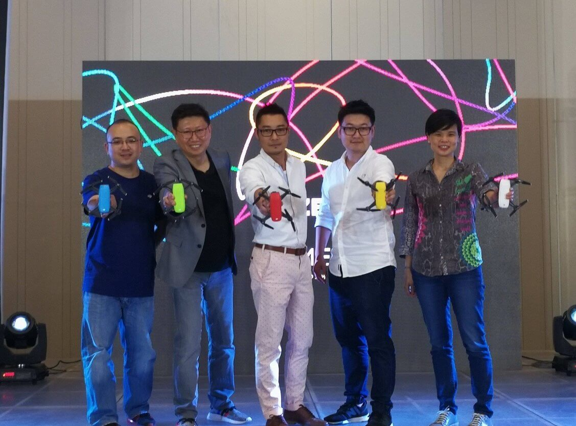 MSI-ECS Launches DJI Spark in PH for Php30,500