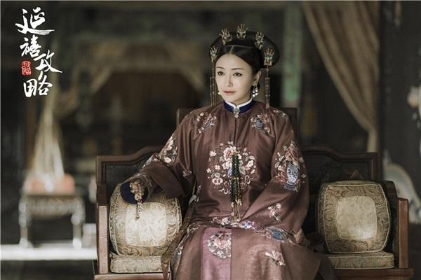 ฮองเฮาฟู่ฉา (ฉินหลัน) @ Story of Yanxi Palace เล่ห์รักตําหนักเหยียนสี่ (เล่ห์รักวังต้องห้าม: 延禧攻略)