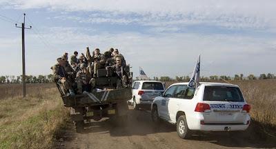 Украина отвела войска от линии фронта в Станице Луганской