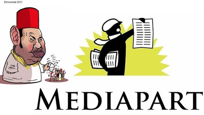 Mediapart presenta en Francia una denuncia formal contra el régimen de Marruecos.
