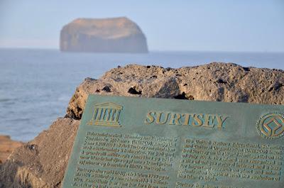La isla de Sursey con su confirmación de Patrimonio de la Humanidad