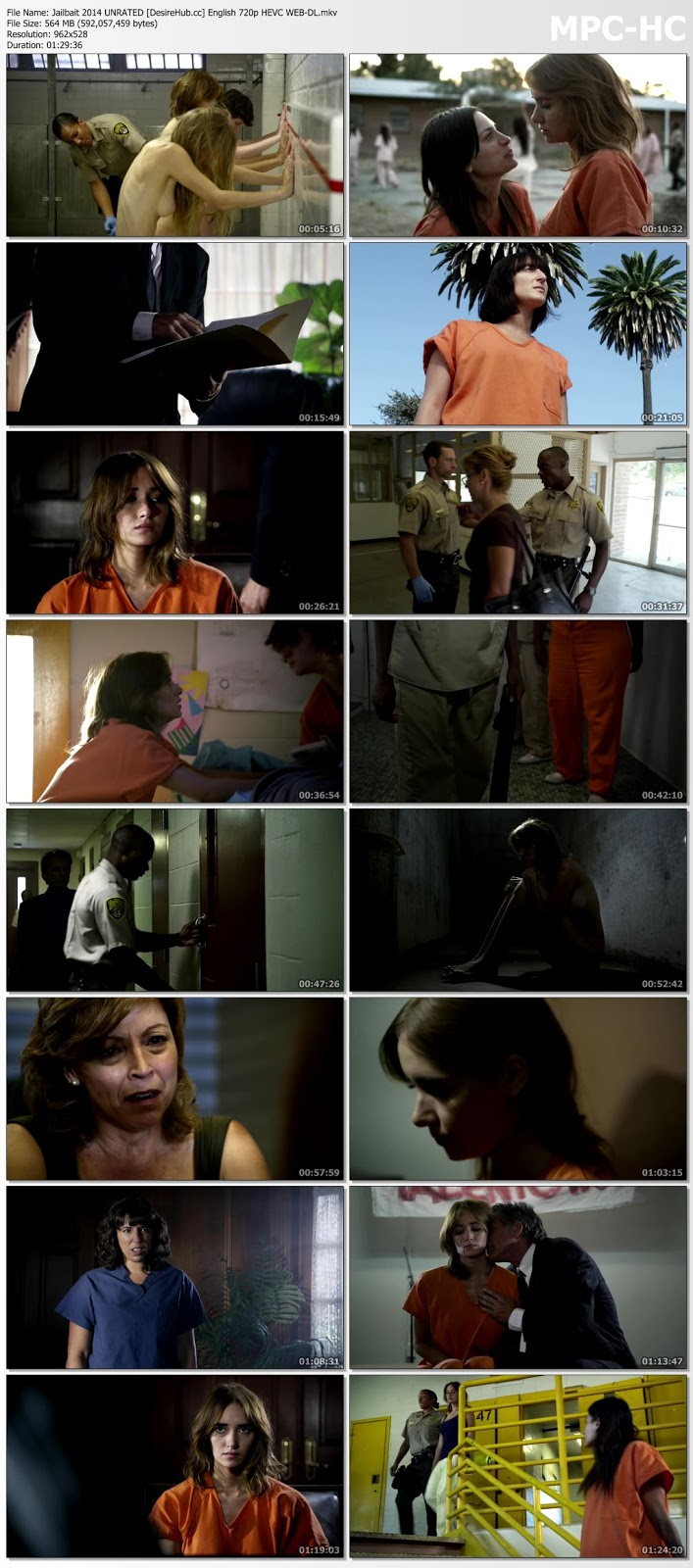 18+ Jailbait 2014 UNRATED English 720p HEVC WEB-DL 550MB Desirehub
