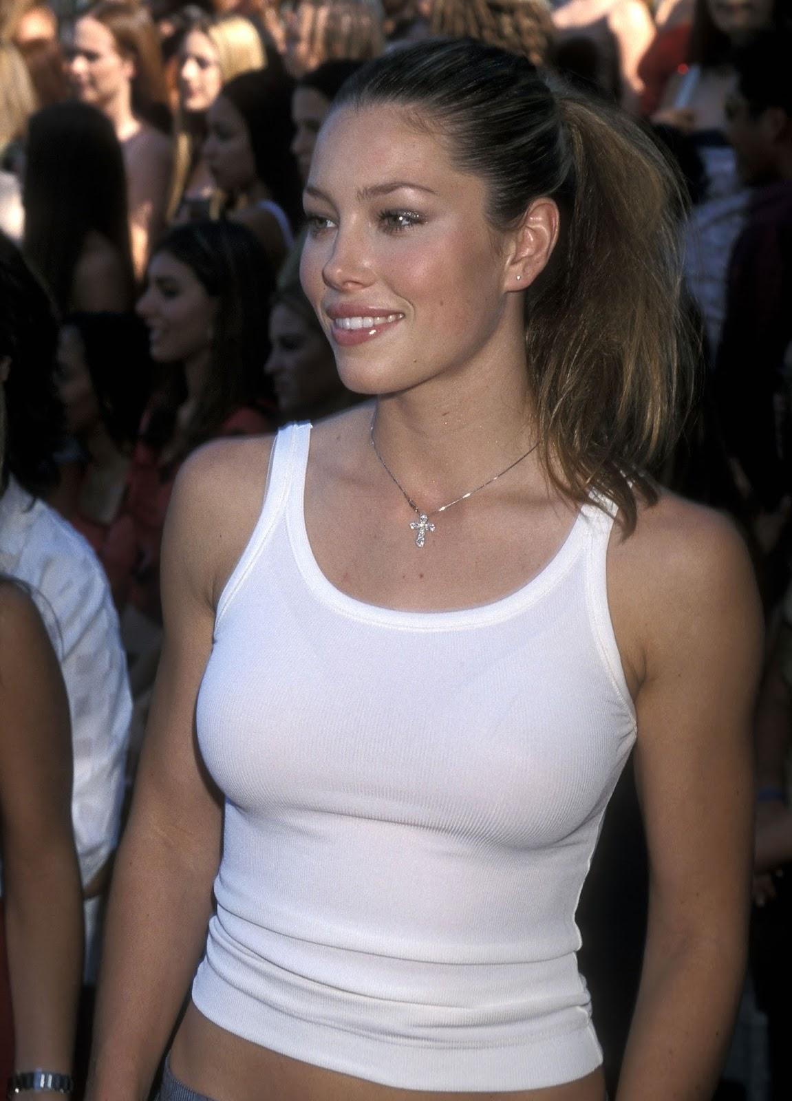 Jessica Biel Sexy Nude