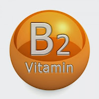 Effects of vitamin B2