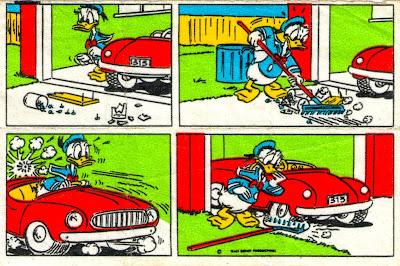 вкладыш Donald - 052
