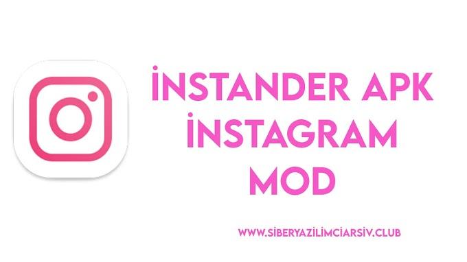 İnstander Apk | İnstagram Mod v9.0