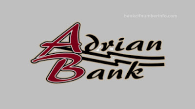 About Adrian Bank
