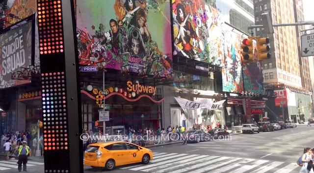 nyc views times square