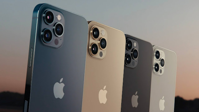 Apple iPhone 12 Pro and Pro Max