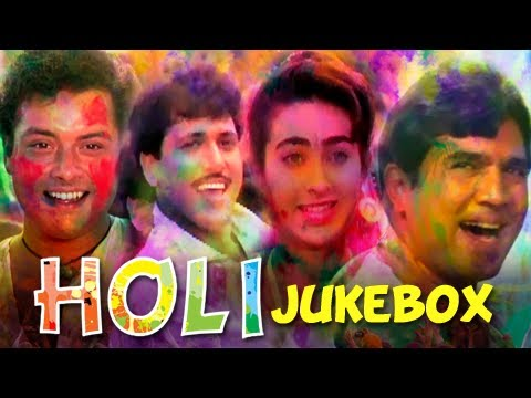 Best Bollywood Holi Songs 2020- Festival Of Colours Special