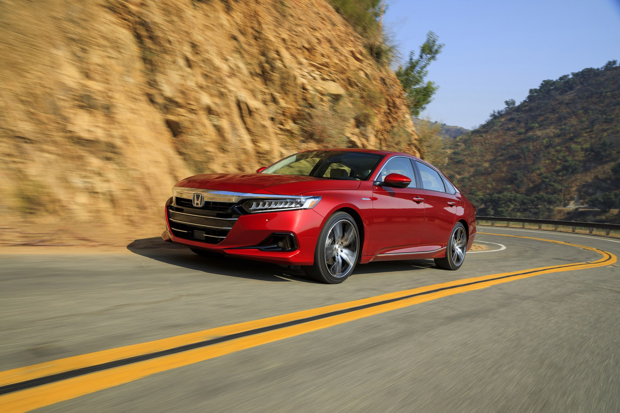 2021 Honda Accord Gets Refreshed Styling, Updated Hybrid Variant, New Sport Special Edition Trim, plus Wireless Apple CarPlay and Android Auto Integration