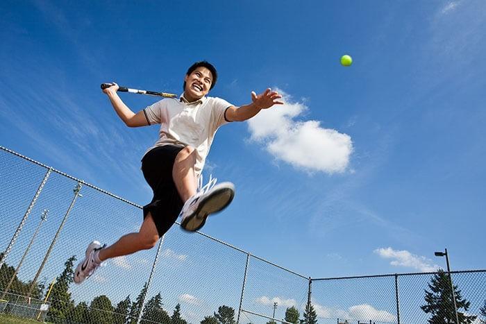 Chơi thể thao – cách giúp vượt qua nỗi buồn trong học tập và tăng cường sức khỏe