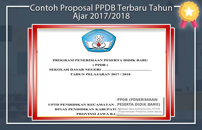 Contoh Proposal PPDB SD