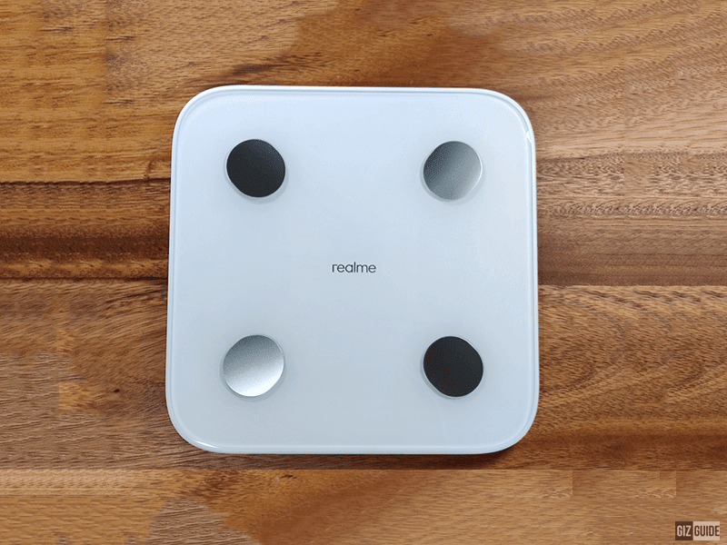 realme launches Smart Scale in PH for PHP 1,590!