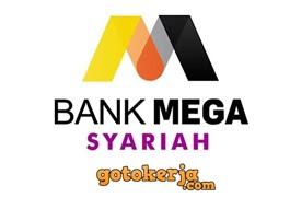 Lowongan Kerja PT Bank Mega Syariah