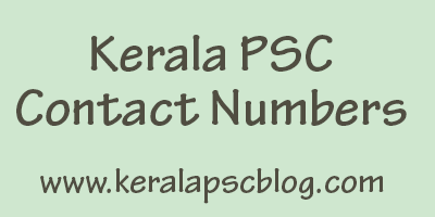 Kerala PSC Call Centre Phone Numbers. Kerala PSC Call Centre Contact Numbers.