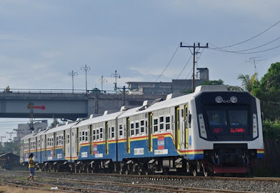 Kereta Api KRD Way Umpu