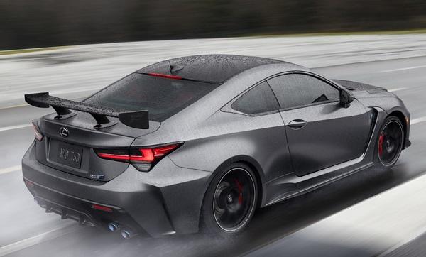 Lexus RC F Track Edition