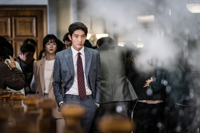 Drama Korea : Lawless lawyer - 2018.