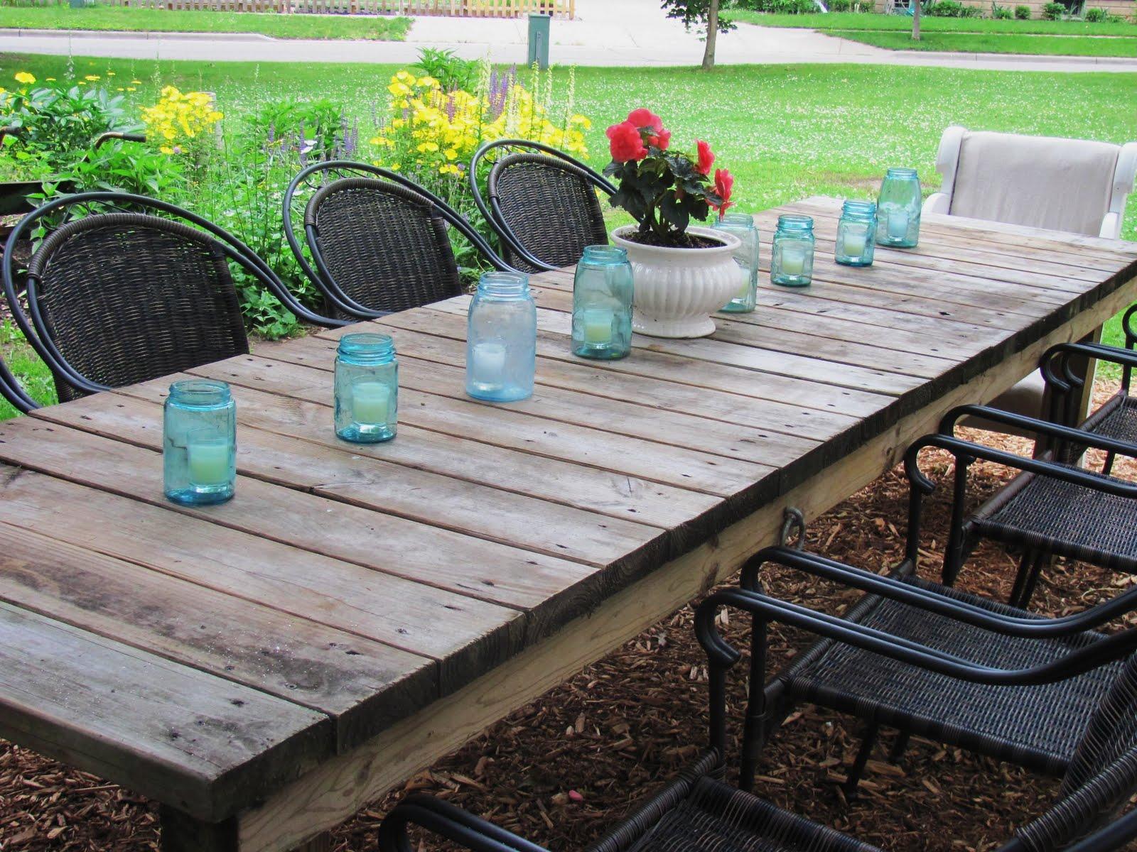 Homemade Hippiness : Backyard Party: a mesh of design ideas