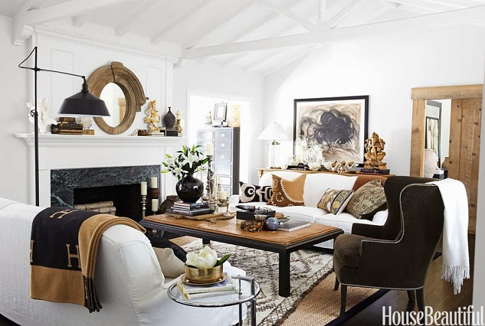 Mix And Chic Home Tour A Globally Inspired California Home