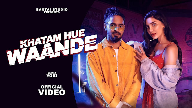 EMIWAY - KHATAM HUE WAANDE SONG LYRICS | (Prod.YOKI) (OFFICIAL MUSIC VIDEO) Lyrics Planet