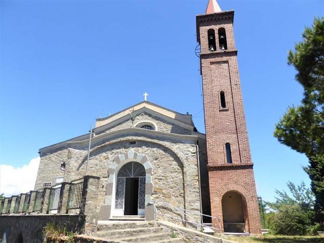 chiesa Madonna della Guardia Alassio