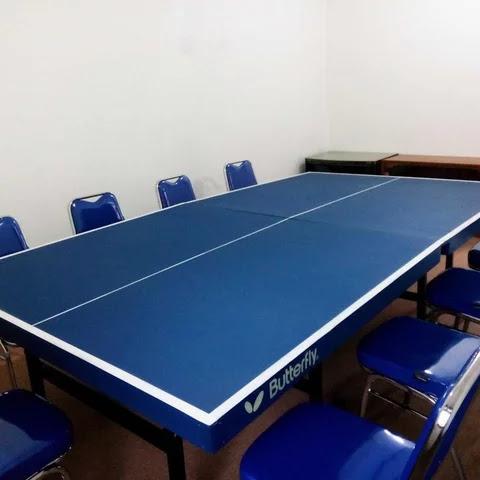 Meeting Room Murah di Bandung unik menggunakan meja untuk bermain pingpong