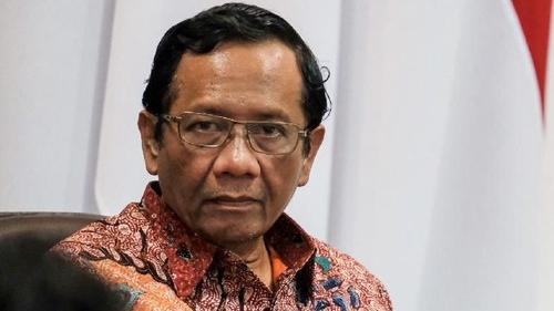 Jokowi Tidak Akan Rugi Jika Memecat Mahfud MD