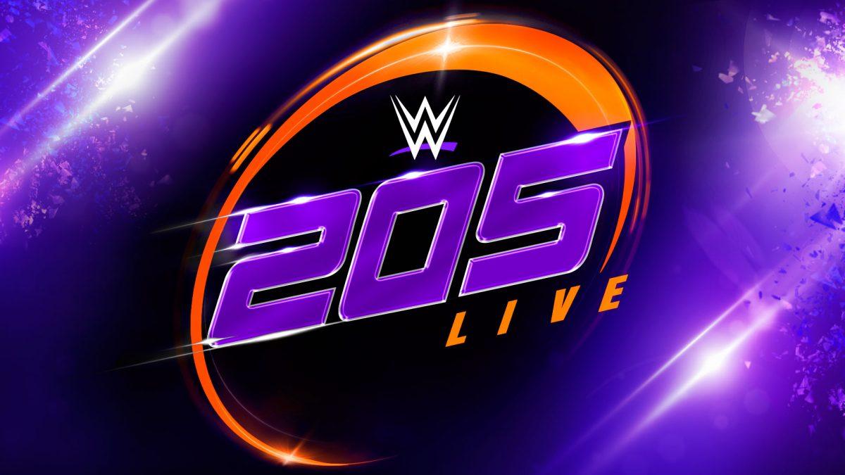 WWE anuncia pequena mudança no 205 Live
