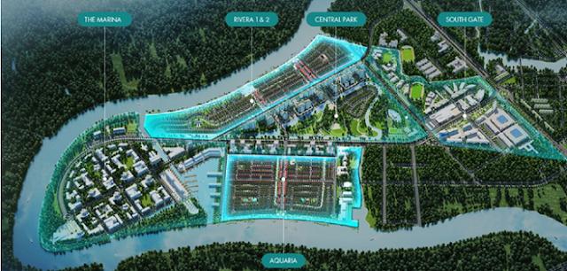 Dự án Water Point Bến Lức Long An và tiềm năng đầu tư