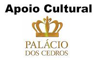 Apoio Cultural Palácio dos Cedros