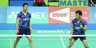 Final Malaysia Masters 2018