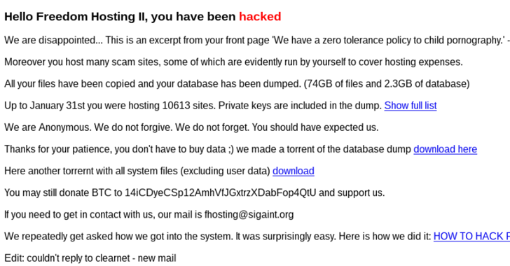 Anonymous Deep Web Hacking Tutorial Hacker Forum and News - induced info