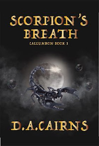 Read the first book in Callumron series