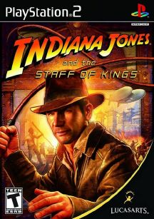 Indiana Jones And The Staff Of Kings PS2 Torrent