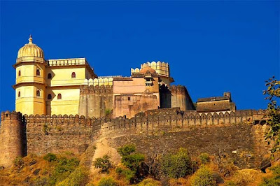 Palace Badal Mahal Kumbhalgarh