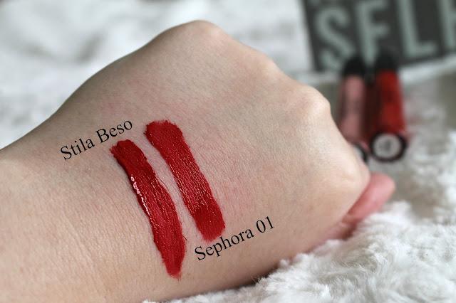 Sephora Lip Cream in 10 Swatched