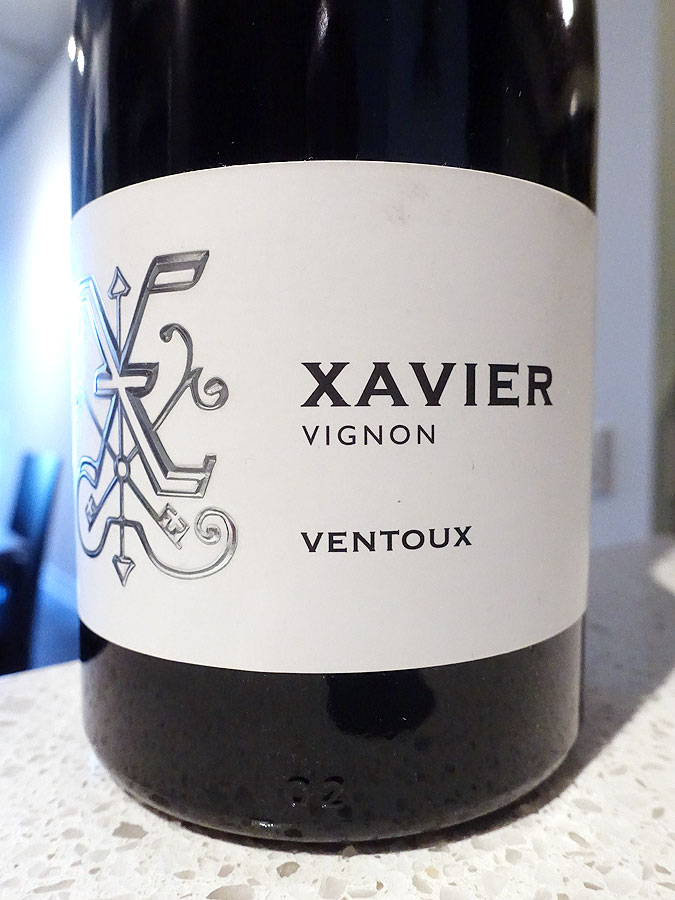 Xavier Vignon Ventoux 2017 (89 pts)